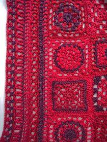 Mulla on kalenteri, johon kirj Crochet Jacket Pattern, Crochet Coat, Form Crochet, Crochet Tunic, Crochet Clothes, Crochet Patterns, Vintage Crochet, Crochet Projects, Knitting