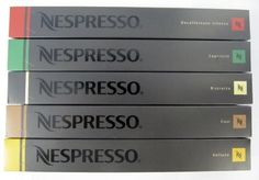 50 Nespresso Capsules Mixed4 Flavors New - http://nespressoshop.net/50-nespresso-capsules-mixed4-flavors-new