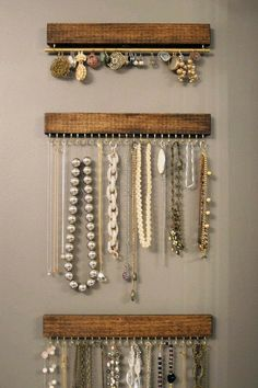 Organizador de accesorios.