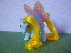 Whirly [WW Windy Wing Ponies MLP My Little Pony G1 Hasbro]