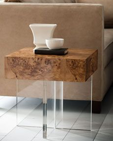 Absolutely LOVE this end table! (I'm not loving the price though)