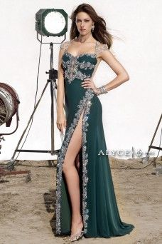 Claudine | Prom Dress Style #2460 Full View