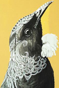 Tuihana, Animals + Birds | Sofia Minson Artist