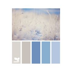 11 beautiful paint palettes inspired by winter found on Polyvore featuring polyvore, colors, design seeds, backgrounds, palettes and color schemes