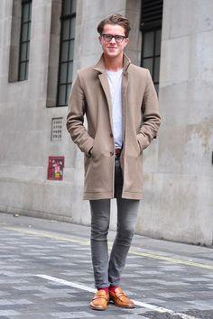 London Street Style | Always smile =D