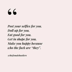 Self Love Quotes, Quotes To Live By, Me Quotes, Motivational Quotes, Inspirational Quotes, The Words, Pretty Words, Beautiful Words, Affirmations