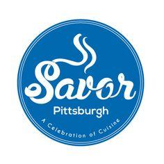 circular logo design for saber by the logo boutique Circular Logo, Round Logo, Vintage Logo Design, Round Design, Food Truck, Vintage Inspired, Branding Design, Boutique, Logos