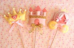 Festa princesas por Mimos da Gil