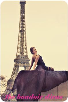 Paris Photo Shoot with Tenley | Eiffel Tower