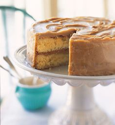 Recipes from The Nest - Gigi's Fabulous Caramel Cake