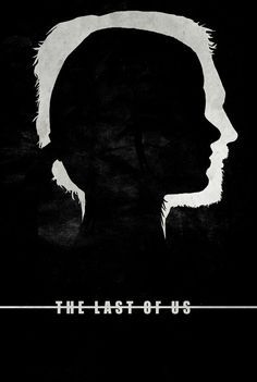 The Last of Us - Joel and Ellie Negative And Positive Space, Joel And Ellie, The Last Of Us, Edge Of The Universe, Canvas Prints, Art Prints, Video Game Art, Best Games, Illustrations