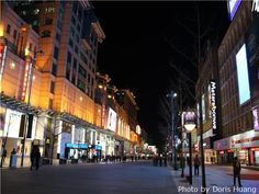 10 best shopping streets