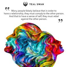 Swan Quotes, Teal Swan, Relationship Quotes, Relationships, Quote Of The Day, Rebel, Self, Watch, Videos