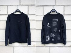 """stevis: rafsimons-archive: Raf Simons""""Archive"""" patched..."""