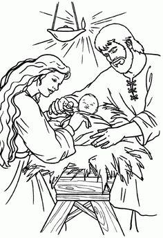 20 Ausmalbilder Zu Weihnachten Erfreuen Sie Ihre Kinder Fur Das Fest Jesus ChristYour ChildSymbolsColoring PagesBenefits