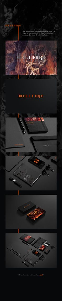 Hellfire branding