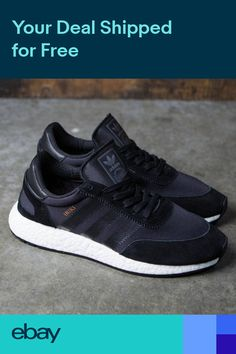huge discount 8844f f393f ADIDAS INIKI RUNNER SHOES CORE BLACK BB2100 US MENS SZ 4-11