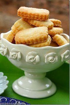 Italian Pastries, Italian Desserts, Mini Desserts, Italian Recipes, Biscuits, Cake Calories, Sweet Corner, Biscotti Cookies, Italian Cookies