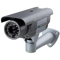 ClearView Wired 700 TVL Indoor/Outdoor 960H 5 to 50 mm 180 ft. IR Range Vary-Focal Surveillance Camera