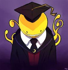Assassination Classroom | Ansatsu Kyoushitsu | Koro-Sensei | Anime | Fanart | DeviantArt | Sailormeowmeow