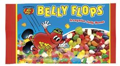 Jelly Belly  Belly Flops  Irregular Jelly Beans  2 lb Bag *** Continue to the product at the image link.