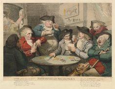 Image gallery: Smithfield sharpers