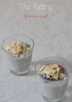 Ichhabe ich wahrscheinlich dutzende Chia-Milch-Obst-Topping-Kombinationen durch, von denen die allermeisten, trotz teils fragwürdiger Optik (nicht abschrecken lassen!), wirklich gut geschmeckt hab...