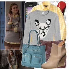 Lydia Martin-Galvanize by elenadobrev90 on Polyvore featuring mode, Iris & Ink, Linea Pelle, Chanel and Samsung