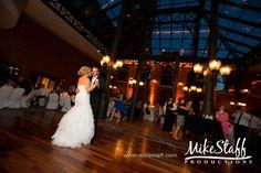 #Michigan wedding #Mike Staff Productions #wedding photography #wedding dj #wedding videography #wedding photos #wedding reception #first dance #Inn at St. Johns