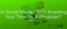 Is Social Media Worth Investing Your Time & Energy?