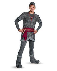 Plus Size Frozen Kristoff Adult Mens Costume - Spirithalloween.com