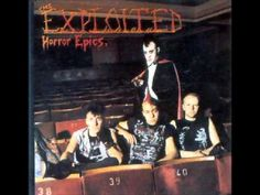 albums that made me who I am...▶ The Exploited - Horror Epics