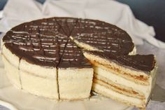 Hungarian Recipes, Recipes From Heaven, Creative Cakes, Chocolate Desserts, Cake Cookies, Holiday Dinner, Cake Recipes, Cheesecake, Food And Drink