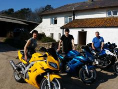 Wonderful weekend spent mostly on the bike with wonderful company