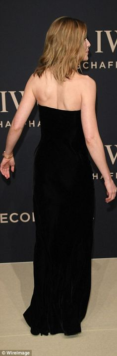 Rosamund Pike oozes understated elegance at watch launch | Daily Mail Online