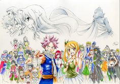 Fairy Tail Zero & next generation Natsu x Lucy, Gajeel x Levy, Gray x Juvia