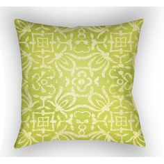 Surya Yindi Throw Pillow & Reviews | Wayfair