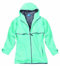 Charles River Apparel Women`s New Englander Rain Jacket $35.00 (34% OFF)