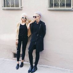 23 Instagram Accounts That Are Doing Tomboy Style Right