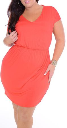 Meritorious (Plus/Red)-Great Glam is the web's best sexy plus size online store clothing website for 1X 2X and 3X clothes for women and juniors.