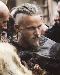 "Ragnar Lothbrok, from ""Vikings"""