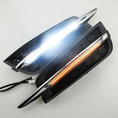 2x Turn Signal and dimming style Relay 12v Auto Car DRL daytime running LED lights Front Fog lamp for Chevrolet Cruze(low) 10-14 * You can get more details by clicking on the image. #CarLights