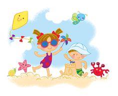 beachy/Jill Howarth illustration
