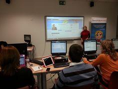 Curso de Linkedin en Vivero de Empresas de la Cámara de Comercio de #Alicante con @polislea  #FrancisTeAyuda