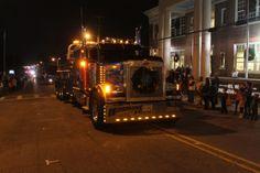 Christmas big truck style!
