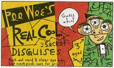 Pee Wee's Playhouse | Gary Panter