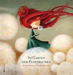 """""""Jedesmal, wenn die Kinder in dem Kindergarten, wo ich regelmäßig lese, den Worten lauschen und die Bilder entdecken, sind sie von der Schönheit der Illustrationen und der wunderbaren Geschichte begeistert"""", Rezension zu Noelia Blanco / Valeria Docampo: 'Im Garten der Pusteblumen' auf Dianas Blog"""