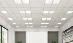 Fittings for commercial facilities and offices LED | LIGHT STEP PT
