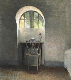 Peter Vilhelm Ilsted, Interior Liselund, 1916