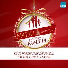 Natal Shoebiz para toda Família